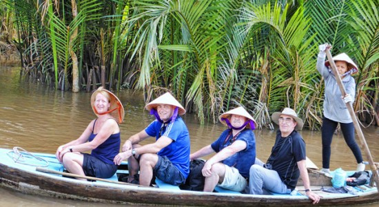 3 DAY CRUISE ON MEKONG – Saigon – Cai Be – Vinh Long – Ben Tre – My Tho – Cai Be – Saigon